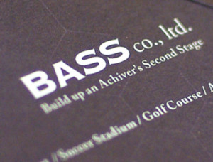 BASS name card