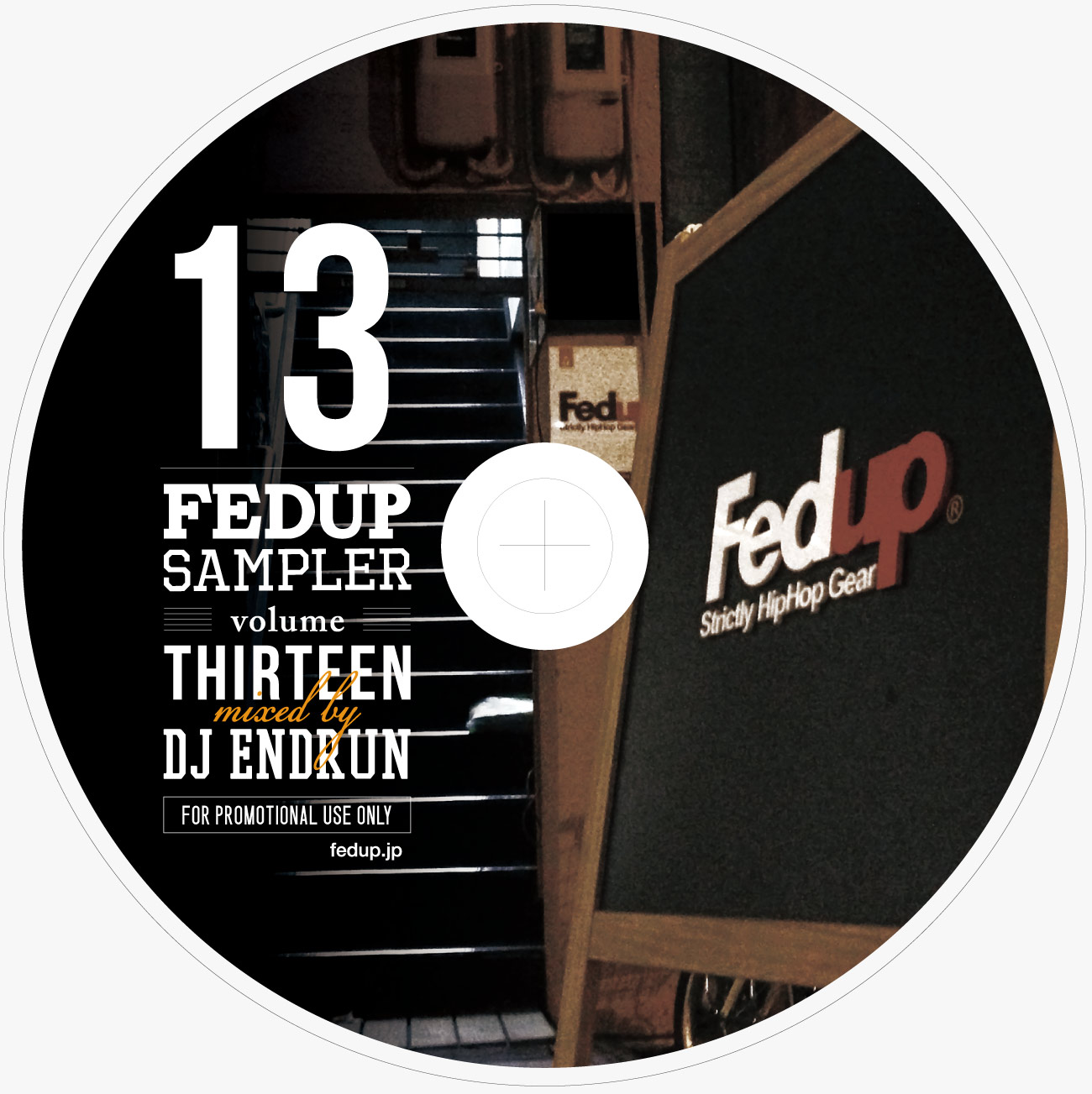 Fedup sampler vol.13