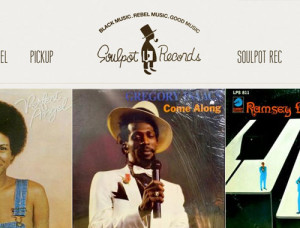 SOULPOT RECORDS | website