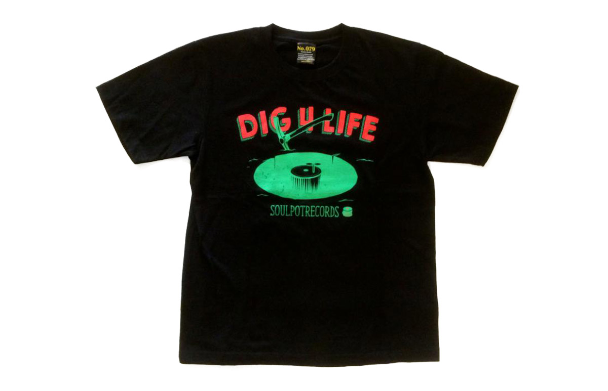 DIG 4 LIFE TEE by ROW | 路生
